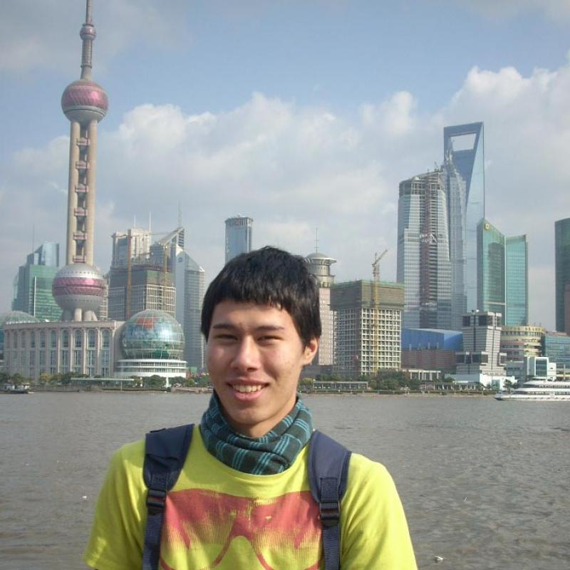 Iolo C in China
